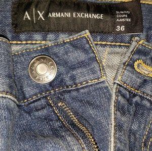 b2b87cbb MENS A/X Slim Fit Jeans